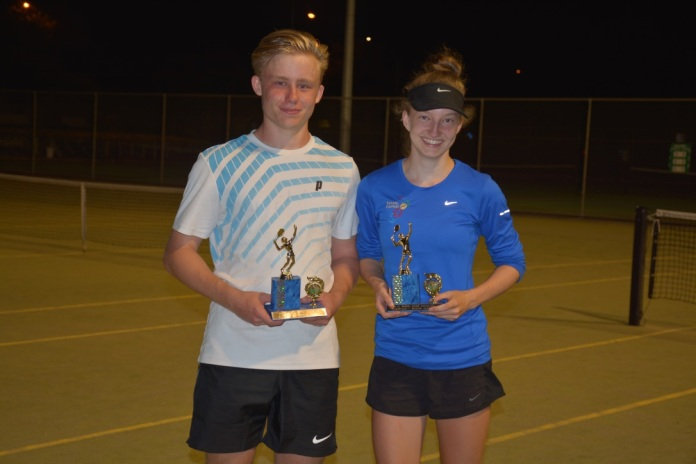 Winners Mixed Doubles 17:18